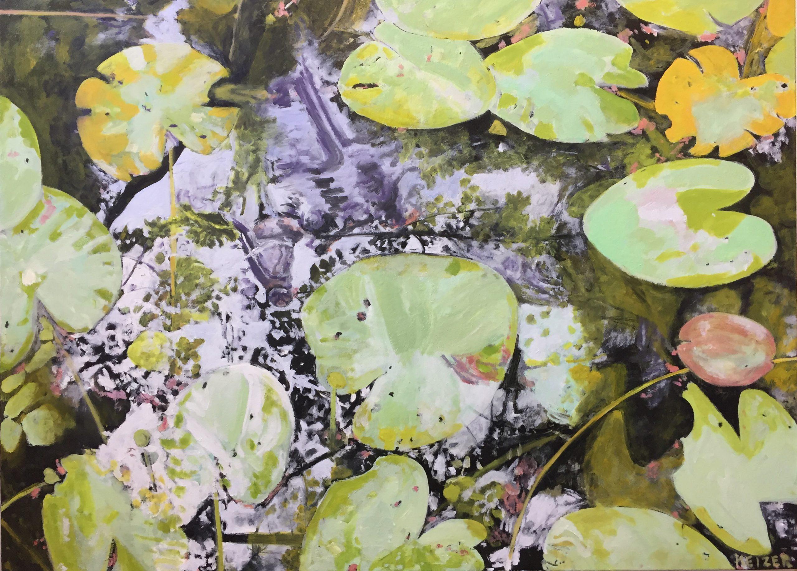 Waterlelies II